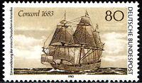 1180 postfrisch BRD Bund Deutschland Briefmarke Jahrgang 1983