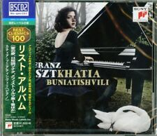 KHATIA BUNIATISHVILI-LISZT ALBUM-JAPAN BLU-SPEC CD2 D20