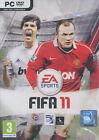 FIFA 11 2011 (Soccer) EA Sports Sim PC Game for Windows XP, Vista, 7 - NEW DVD