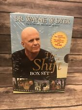 Dr Wayne W Dyer The Shift Box Set Trade Paperback Book + DVD NEW Sealed