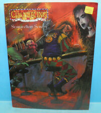 White Wolf Changeling The Dreaming: Story Tellers Screen RPG