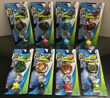 Lot Of 8 Assorted NEW SEALED Beyblade Burst Turbo SlingShock Single Packs