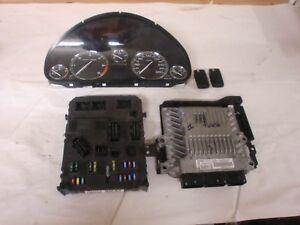 kit de démarrage complet de Peugeot 407 , 5WS40167D-T / 9655221080 (réf 3470 )