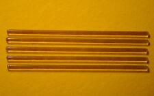 30CM,Glass Rod,Stirrer Mixer,Diameter 10mm,5 Pcs/Lot,both ends are round