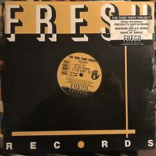 THE TODD TERRY PROJECT • Circus / Weekend • Vinile 12 Mix • 1989 FRESH