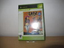 THE URBZ SIMS IN THE CITY FOR THE XBOX sealed  new pal version