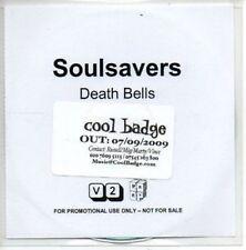 (AL873) Soulsavers, Death Bells - DJ CD