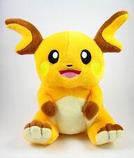 "Pokemon Plush Raichu Doll 18cm 7"" Electric mouse plushie doll anime cosplay new!"