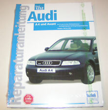 Reparaturanleitung Audi A4 1,9l / Audi A4 2,5l TDi - Typ B5 -  ab 1995!