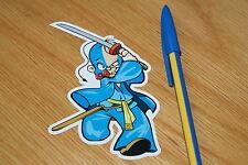 Dani Pedrosa Samurai Sticker