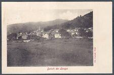 COMO LANZO D'INTELVI 09 Cartolina viaggiata 1906