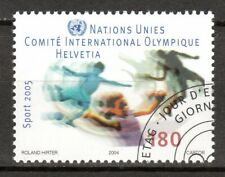 Switzerland - 2004 Sports Year / Olympic committee -  Mi. 1895 VFU