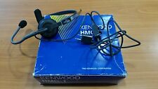 KENWOOD HMC-1 CUFFIA MICROFONO VOX HEADSET WITH VOX PER TH 28-78-22-79 ECC