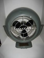 vintage VORNADO 12D1 Fan 3-Speed Industrial Design Classic Retro Atomic Works
