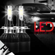 XENTEC LED HID Headlight Conversion kit H7 6000K for Volvo S70 1998-2000