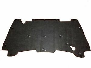 1994-2001 Dodge Ram Hood Insulation Pad w/ Clips Heat Blanket 1500 2500 Cummins