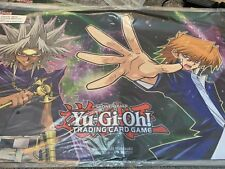 Yugioh, Sealed MCM Exclusive Playmat, Joey Wheeler And Marik, Rubber, Brand New