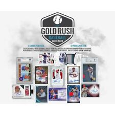 Kansas City Royals 2018 Gold Rush Baseball Value Pack Live Break #2