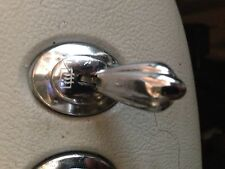 1991 NISSAN FIGARO ORIGINAL CHROME DASHBOARD SWITCHES IN GOOD WORKING ORDER.