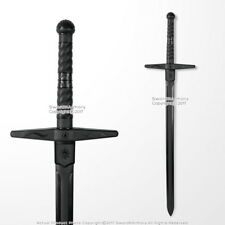 Functional Medieval Two Hand Excalibur Polypropylene Battle Sword HEMA Sparring
