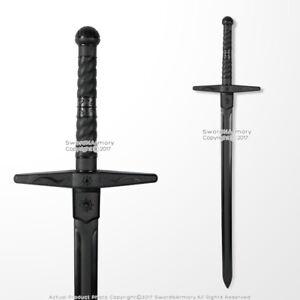 Functional Medieval Two Hand Excalibur Polypropylene Battle Sword HEMA Sparring