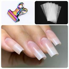 C Curve Nail Art Pinching for Nails Tips Extended Stainless Steel Finger Salon