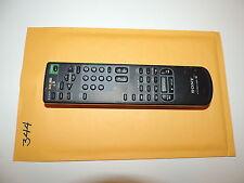 SONY VTR RMT-V191A REMOTE CONTROL RMTV191A SVO1430 SVO1420 SVO-1430 SVO-1420 SV0