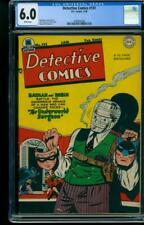 Detective Comics #131 [1948] Certified 6.0 FACE-OFF
