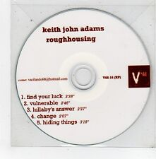 (FV469) Keith John Adams, Roughhousing - DJ CD