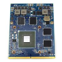 Dell NVIDIA GTX 660M GDDR5 2GB Graphic Video Card for Alienware M15X M17X M18X