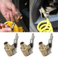 Car Tyre Wheel Tire Air Chuck Inflator Pump Valve Clip Connector Adapter Tool