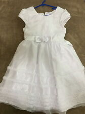Jona Michelle Special Occasion Dress { white/size 10 } Confirmation Flower Girl
