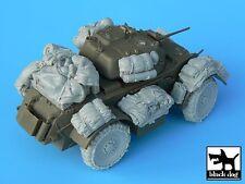 Black Dog 1/35 T17E1 Staghound Armored Car Big Accessories Set (Bronco) T35006