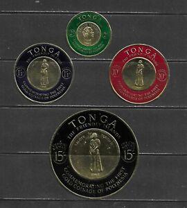 Tonga -  Lot 381,  Mint, NH.