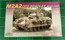 Dragon 1/72 M2A2 ODS Bradley. Iraq 2003
