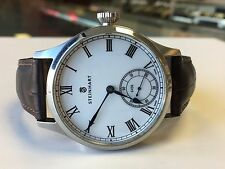 Limited Edition Steinhart Marine ChronometerRoman 44 Swiss ETA UNITAS 6498-1