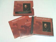 Freddie Mercury - SOLO - 3 CD Box © 2000 (Mr. Bad Guy,Barcelona+Bonus CD L.Lurex