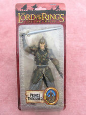 LORD OF THE RINGS: PRINCE THEODRED - TOYBIZ - BOXED FIGURE - FACTORY SEALED