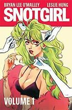 Snotgirl Volume 1 by Bryan Lee O'Malley (2017, Paperback)