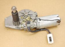 Nissan Micra 2 II K11 Heckwischermotor Scheibenwischermotor Wischermotor hinten