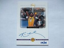 2000 Upper Deck Master Collection Kobe Bryant Auto #08/08 Mystery Pack Autograph