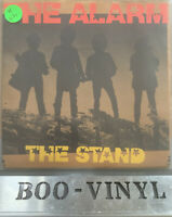 "The Stand Alarm 7"" vinyl single record UK promo PFP1014 IRS 1983 EX+ Con"