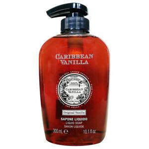 PERLIER - Soap Liquid Caribbean Vanilla 10.1oz - 8009740875710 - 8009