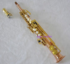 Professional Eb Sopranino SAX saxopohone Phosphor Brass Saxofon high E New