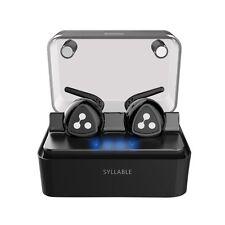 Syllable D900 MINI Double-ear Wireless Bluetooth Earphone Technology Sport