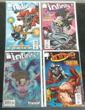 Infinity, Inc (DC 2007) COMPLETE SET LOT RUN (1-12)! Peter Milligan ALL NM Nice!