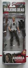 The Walking Dead Series 4 Andrea Action Figure McFarlane Toys 2013 NEW