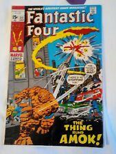 Fantastic Four 111 (1971) Hulk cameo. cents