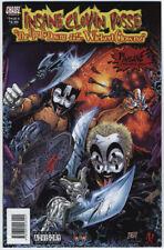 Rare Comic Book and Sampler CD - Upz & Downz & Phat Or Wack? Insane Clown Posse
