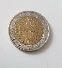 2 euros France fauté.